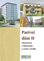 Obal publikace Pasivní dům II